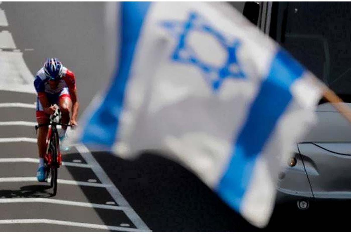 È partita da Gerusalemme Ovest la prima tappa del Giro dell'apartheid