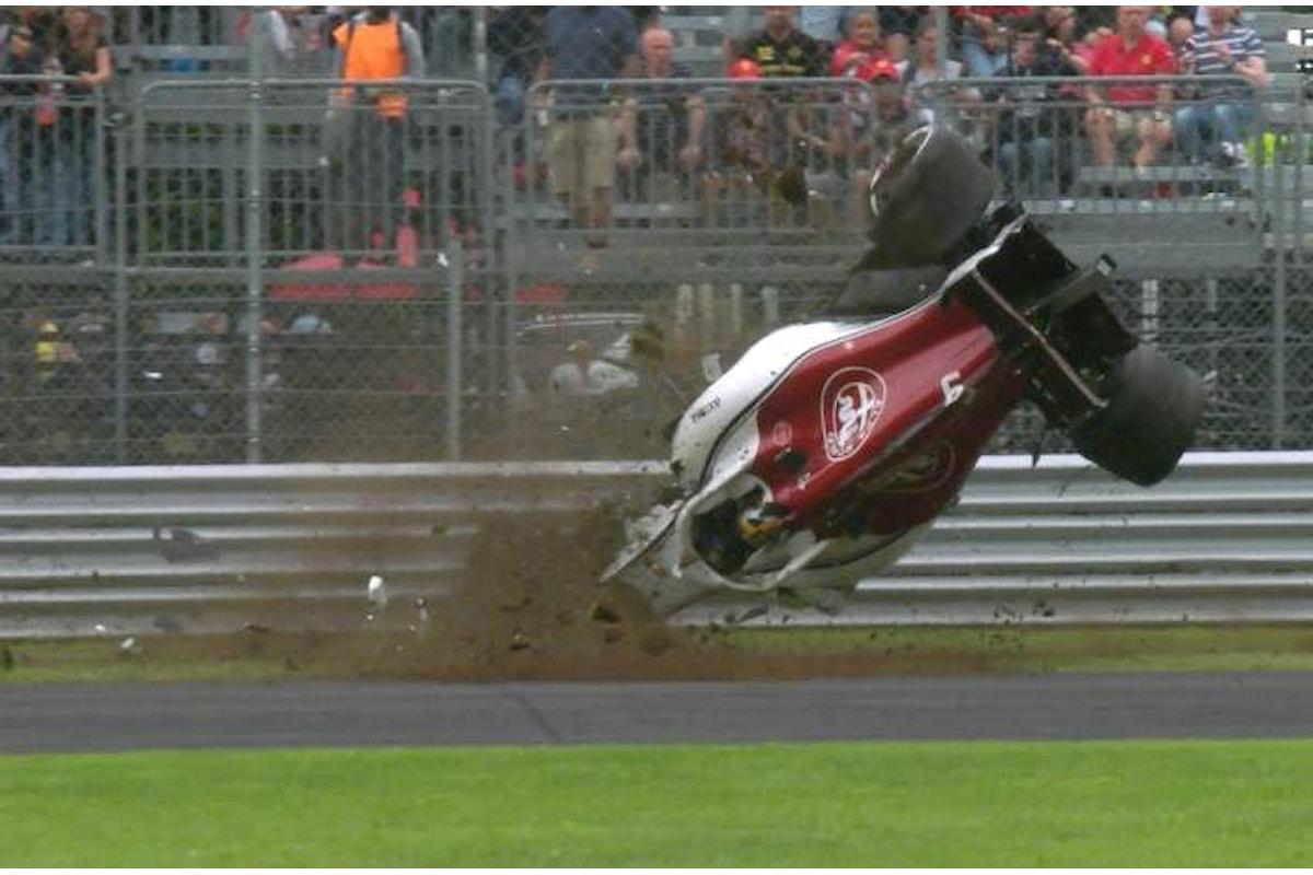 Formula 1, Vettel il più veloce nelle libere del Gran Premio d'Italia