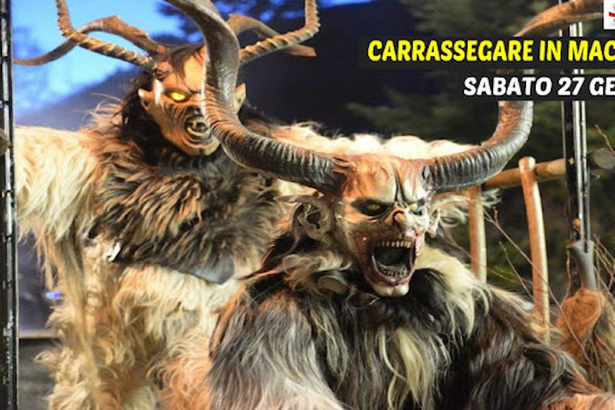Carrasegare in Macumere con buySardinia, sabato 27 gennaio