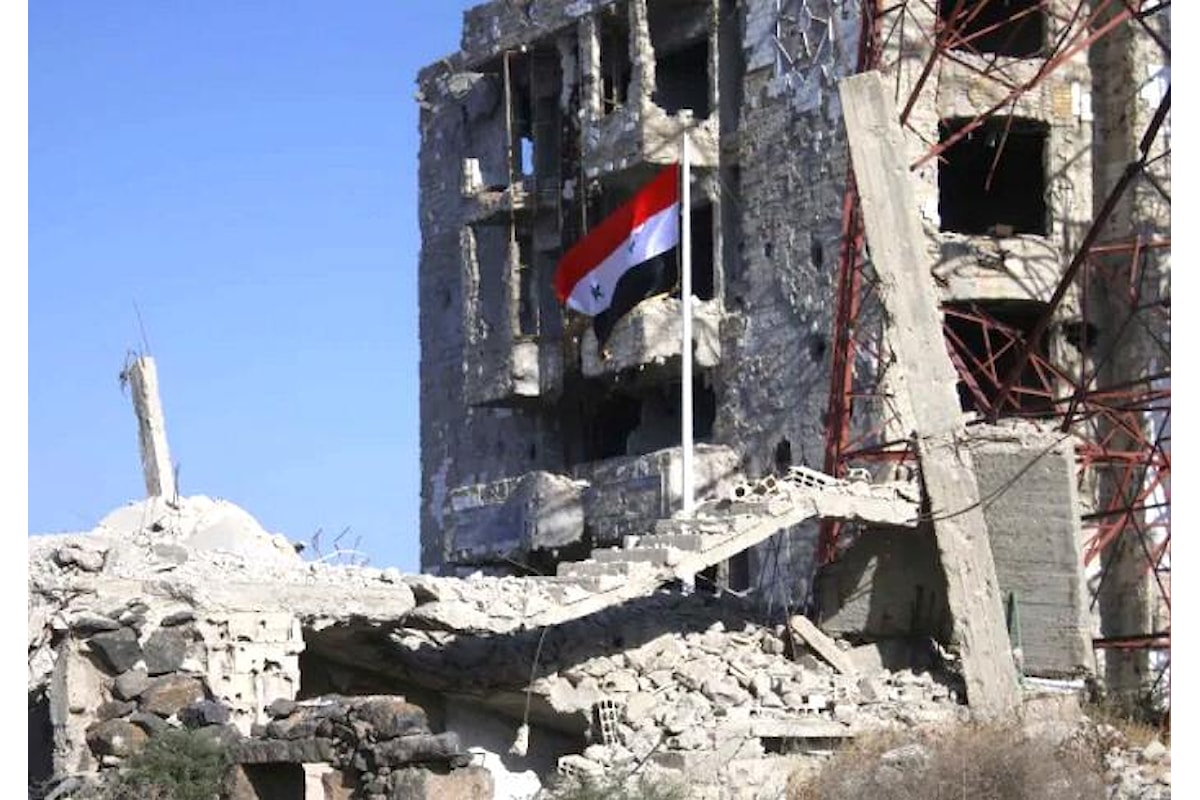 L'esercito siriano ha ripreso il controllo di Daraa da dove nel 2011 iniziarono le proteste che portarono alla guerra civile