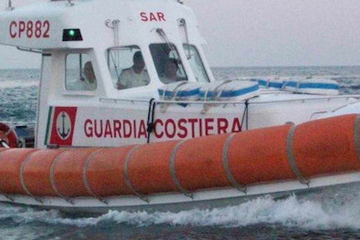 Cilento: aliscafo urta barca a vela, fortunatamente nessun ferito