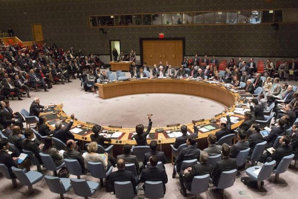 Veto Usa alla risoluzione del Consiglio di Sicurezza delle Nazioni Unite per respingere il riconoscimento di Gerusalemme come capitale di Israele