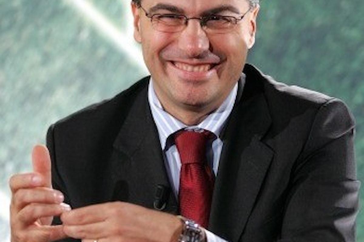 Milan, Mauro Suma sconsolato durante la partita Regaliamo gol!
